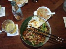 China-Imbiss, Essen, Essstäbchen