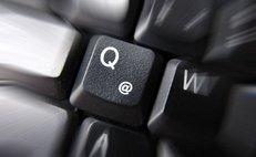 Computer, Tastatur, eMail, Internet, WWW