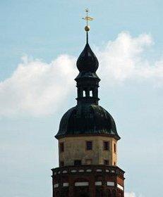 Kirche, Oberkirche, Turm