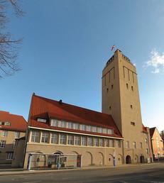Wasserturm, Delmenhorst, Ausblick