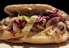 Fastfood, türkische Spezialität, Kebab