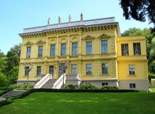 Eberswalde, Schloss, Standesamt, Märchenvilla
