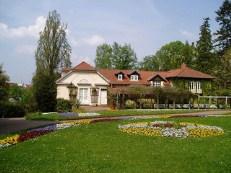 Kartausgarten, Eisenach, botanischer Garten, Wartburgstadt
