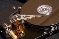 Computer, Festplatte, Datenspeicher