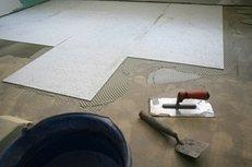 Bau, Handwerk, Estrich