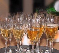 Veranstaltung, Fest, Empfang, Champagner