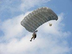 Fallschirmspringen, Gleitschirm, Luftsport