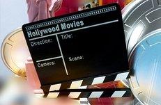 Filmproduktion, Film, Klappe