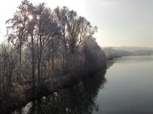 Kloster, Wanderwege, Amper Ufer