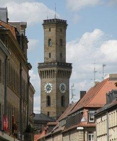 Rathaus Fürth, Stadt, Uhr
