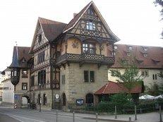 Gasthaus, Gaststätte, Henneberger Haus