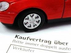 Kaufvertrag, Auto, Muster, Vertrag, Auto kaufen