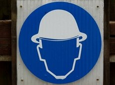 Arbeitssicherheit, Warnschilder, Unternehmen
