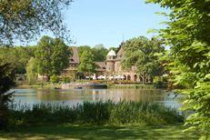 Schloss Wittringen, Gladbeck, Wasserschloss