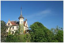 Gattersburg, Sachsen, Grimma, Hängebrücke, Mulde