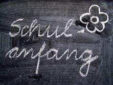 Grundschule, Schulanfang, Tafel