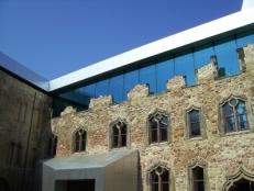 Jahrhunderthalle, Bochum, Dach