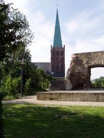 Heinsberg, Dom, Hallenkirche, Reliquien