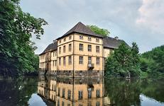 Wasserschloss Strünkede, Herne, Barrockbau
