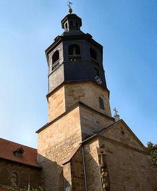 St.-Mauritius-Kirche, Hildesheim