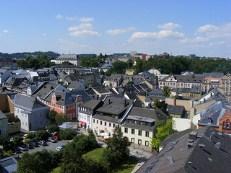 Altstadt, Hof an der Saale