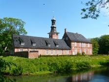Husum, Nordsee, Schlosspark, Kultur, Schleswig-Holstein