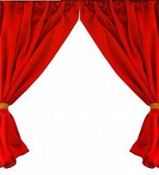 Kabarett, Kleinkunst, Theater, Vorhang, Show, Bühne