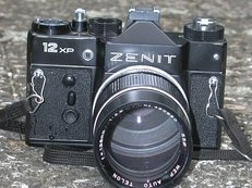 Zenit, Kamera, Nostalgie