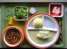 Kantine, Essen, ausgewogene Ernährung