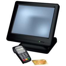 Kasse, E-Cash, Kreditkarte, Kartenlesegerät
