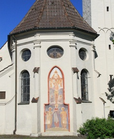 St. Cosmas und Damian, Kongregationskirche, Kaufbeuren