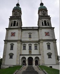 Kempten, Benediktinerstiftskirche