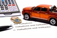 Auto Versicherung, Vollkasko, Teilkasko, Unfall, Pkw