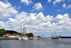 Ostsee, Regatta, Segelboot