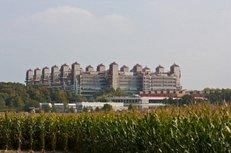 Krankenhaus, Maisfeld, Aachen