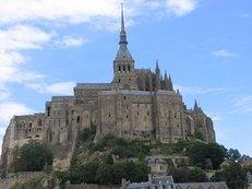 Kloster, Abtei, Mont Saint Michel