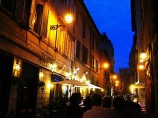 Italien, historisch, romantisch