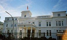 Hamburger Botschaft, Amerika, Alster
