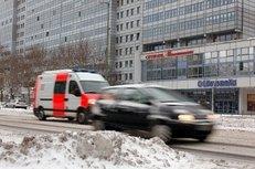 Rettungswagen, Krankenwagen, Krankentransport