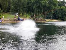 Wasserskianlage, Langenfeld