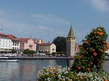 Bodensee, Promenade, Hafen