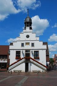 Lingen, Ems, Emsland, Rathaus