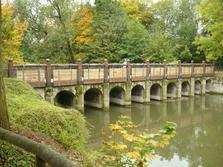 Lippstadt, Lippe, Steinwehr, Brücke