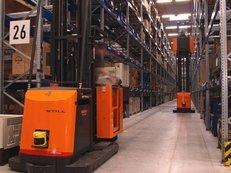 Logistik, Paket, Waren