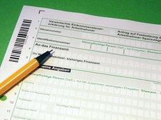 Steuererklärung, Lohnsteuer, Finanzamt