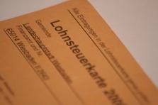 Lohnsteuer, Steuererklärung, Einkommen, Steuer