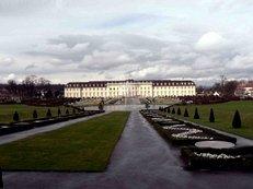 Schloss Ludwigsburg, Schlosspark, Barock