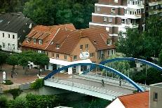 Innenstadt, Brücke, Lünen