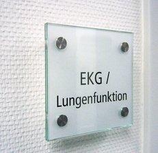 Lungenkrankheit, Lungendiagnose, Krankenhaus, Lungenfunktionstest