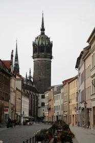 Schloss, Fußgängerzone, Sehenswürdigkeit